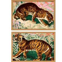 Product Image - Concrete Jungle Cats S/2
