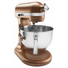 View Product - Professional 600™ Series 6 Quart Bowl-Lift Stand Mixer - Copper Pearl