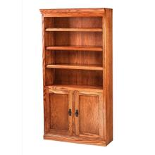 See Details - Forest Designs Mission Bookcase - 48h