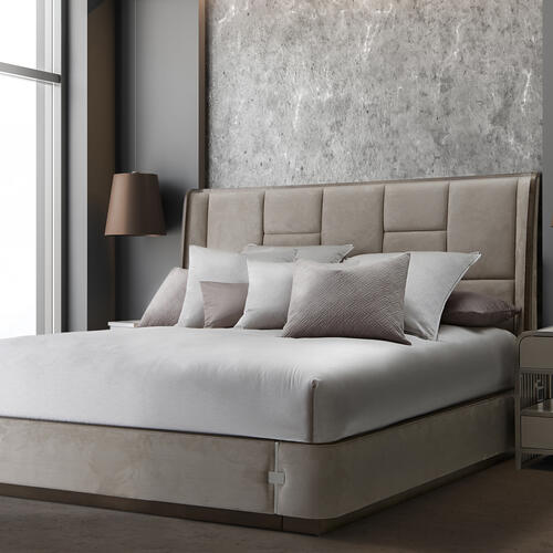 9pc Queen Comforter Set Chrome