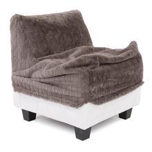See Details - Pod Chair Angora Stone