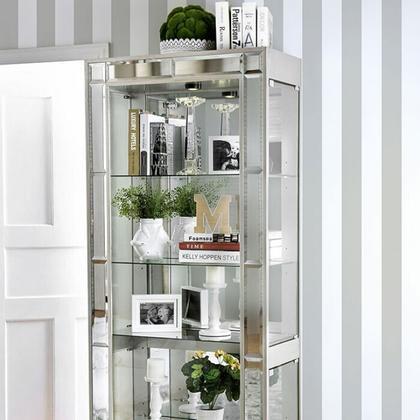See Details - Carrollton Curio Cabinet