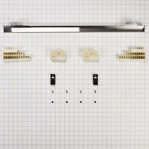 Built-In Range Flush Installation Trim Kit, Stainless Steel Other
