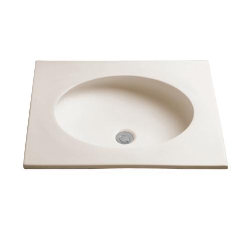 Curva™ Self-Rimming Lavatory - Sedona Beige