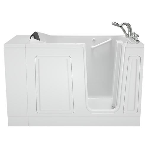 Acrylic Luxury Series 30x51 Walk-in Tub With Air Spa Right Drain  American Standard - White