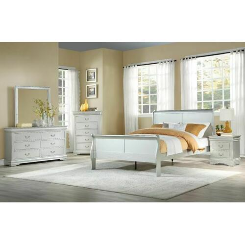 Acme Furniture Inc - Louis Philippe Eastern King Bed
