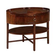 See Details - Regency Oval End Table