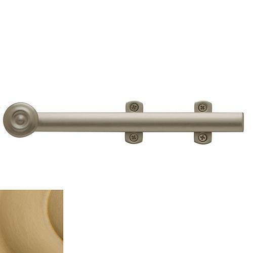 Baldwin - Vintage Brass Decorative Heavy Duty Surface Bolt