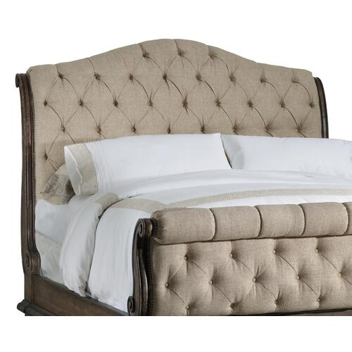 Hooker Furniture - Rhapsody California King-King Tufted Headboard