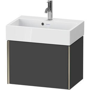 Duravit - Vanity Unit Wall-mounted Compact, Graphite Matte (decor)