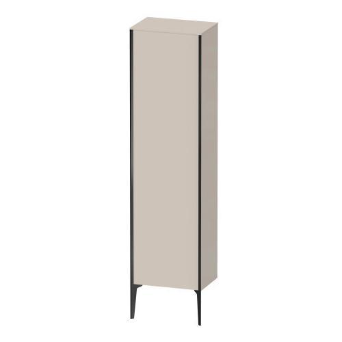 Duravit - Tall Cabinet Floorstanding, Taupe Matte (decor)