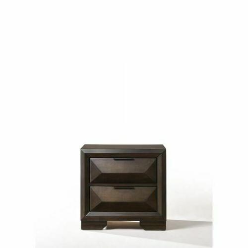 ACME Merveille Nightstand - 22873 - Espresso