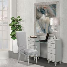 Upholstered Vanity Desk