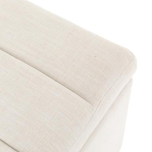 Cambric Ivory Cover Daphne Trunk