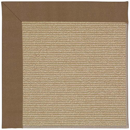 Creative Concepts-Sisal Canvas Cocoa Machine Tufted Rugs