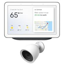 Charcoal Hub And Outdoor IQ Camera