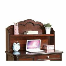 ACME Cecilie Computer Hutch - 30288 - Cherry