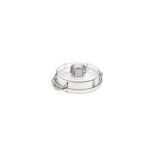 Food Processor Flat Cover with Cap (Gray) (DLC-016GTX-1)