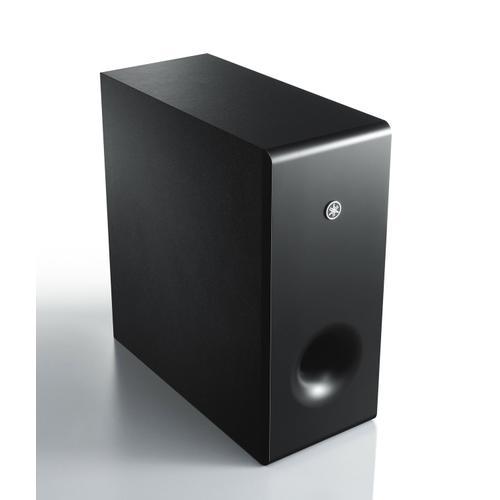Yamaha - MusicCast BAR 400 Black Sound Bar with Wireless Subwoofer
