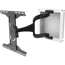 "DesignerSeries TM Articulating Mount with In-Wall Box for 37"" TO 65"" ultra thin displays"