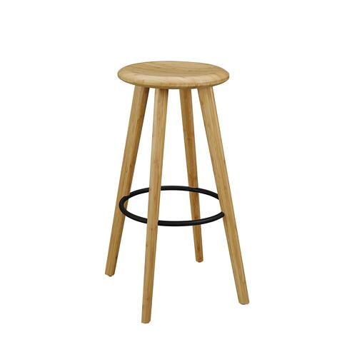 "Mimosa 30"" Bar Height Stool, Caramelized, (Set of 2)"