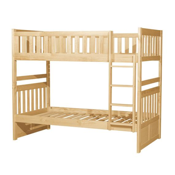 Homelegance - Twin/Twin Bunk Bed