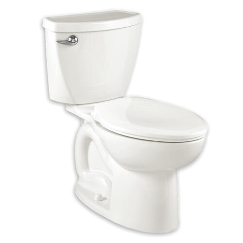 Cadet 3 Elongated Toilet - 1.28 gpf - White