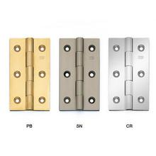 Satin Nickel Pltd Brass