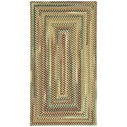 Gramercy Gold Braided Rugs (Custom)