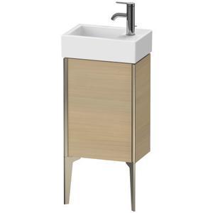 Duravit - Vanity Unit Floorstanding, Mediterranean Oak (real Wood Veneer)
