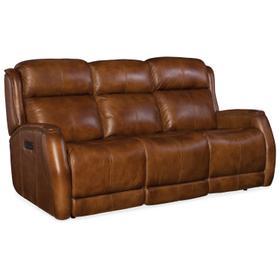 Emerson Power Recliner Sofa w/ Power Headrest