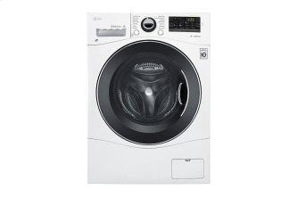 24 inch, 2.6 cu.ft. All-in-One Front Load Washer / Dryer Combo with 6Motion™ Technology
