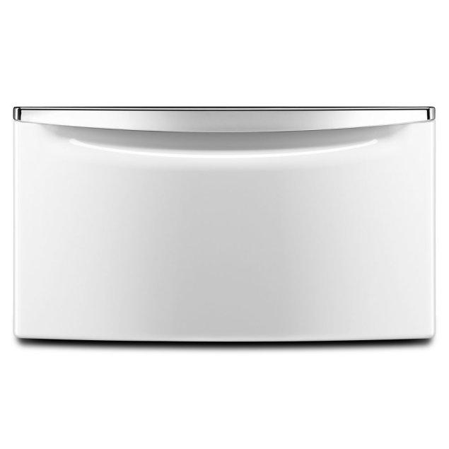 """Maytag 15.5"""" Pedestal for Front Load Washer and Dryer with Storage"""