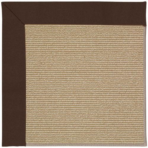 "Creative Concepts-Sisal Canvas Bay Brown - Rectangle - 24"" x 36"""
