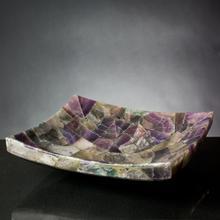 Zen Vessel Purple Onyx Mosaic