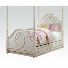 ACME Dorothy Full Bed (Poster) - 30355F - Ivory