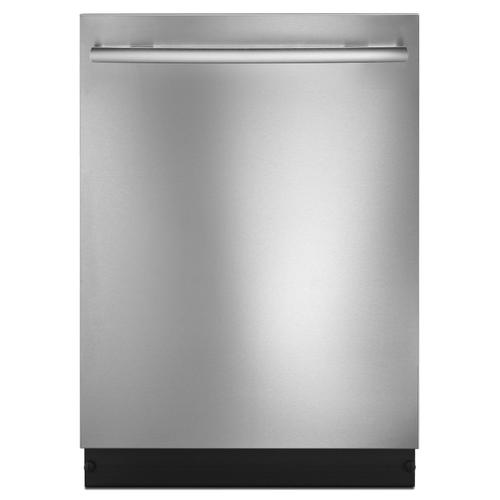 "Euro-Style 24"" Dishwasher Panel Kit Stainless Steel"