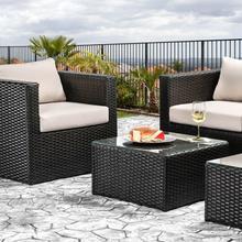 See Details - Olina Patio Sofa Set