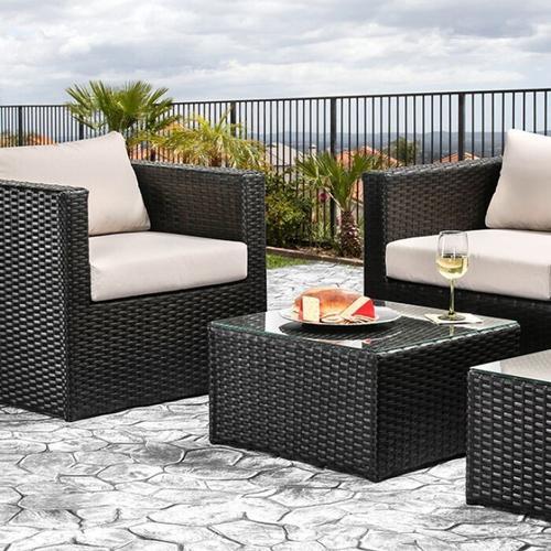 Furniture of America - Olina Patio Sofa Set