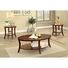 Paola 3 Pc. Table Set
