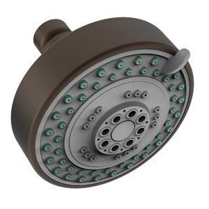 English Bronze Multifunction Showerhead