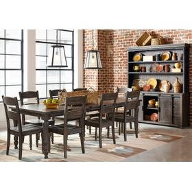 Madison County Ext Table W/(4) Chairs