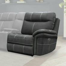 View Product - MASON - CHARCOAL Power Right Arm Facing Recliner