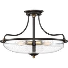 View Product - Griffin Semi-Flush Mount in Palladian Bronze