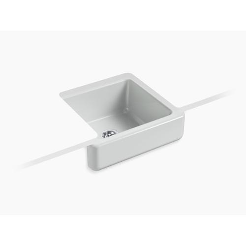 "Ice Grey 23-1/2"" X 21-9/16"" X 9-5/8"" Undermount Single-bowl Farmhouse Sink"