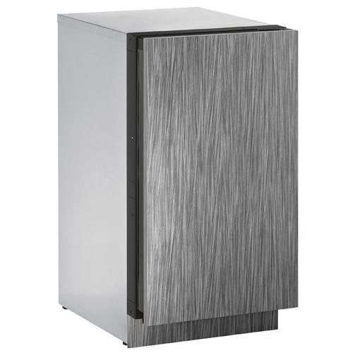 """18"""" Clear Ice Machine With Integrated Solid Finish, Yes (230 V/50 Hz Volts /50 Hz Hz)"""