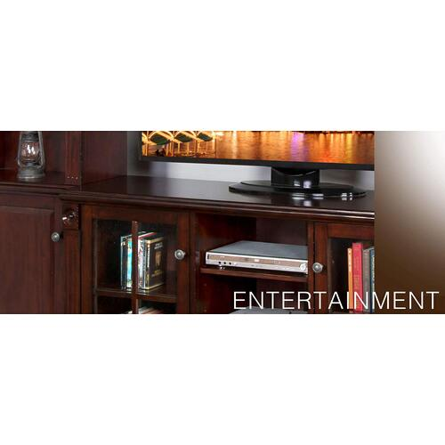 "Vineyard Grand 64"" TV Console"