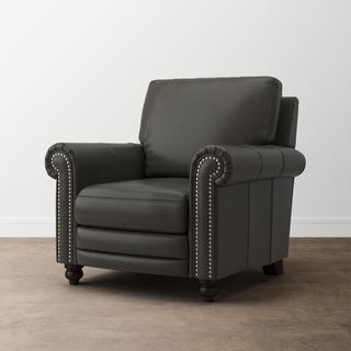 Jackson Leather Recliner w/Power