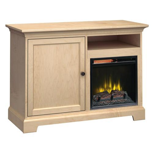 FP46F Fireplace Custom TV Console