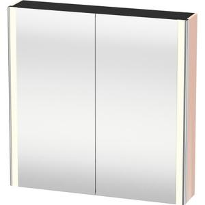 Mirror Cabinet, Apricot Pearl High Gloss (lacquer)